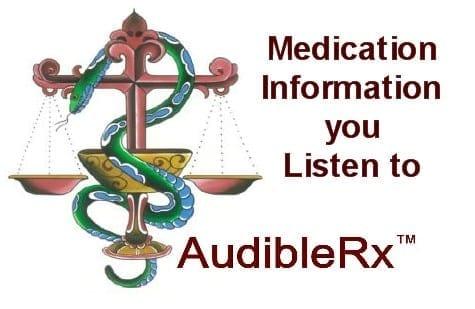 AudibleRx Logo