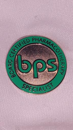 Pharmacotherapy – Board of Pharmacy Specialties