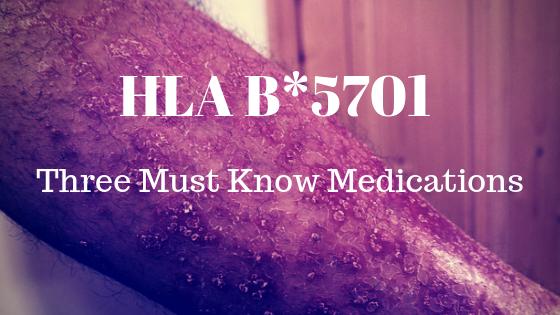HLA B*5701