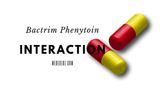 Bactrim Phenytoin Interaction