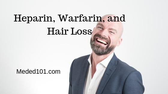 drug induced hair loss
